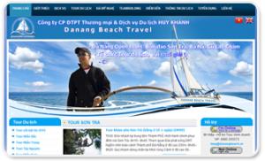 Website Du lịch - Lữ hành