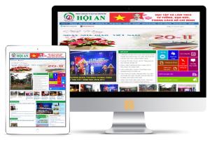 Website Cơ quan - Tổ chức