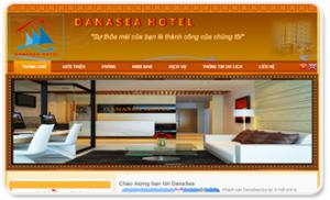 Website Nhà hàng - Khách sạn