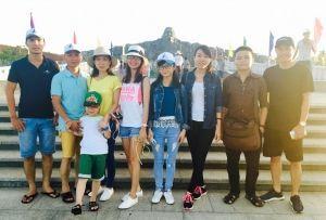 Công ty Phan Gia Huy tham quan du lịch Đảo Lý Sơn