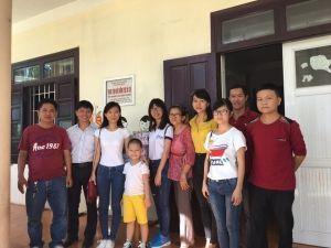 Trao quà từ thiện tại Trung Tâm Nuôi Dưỡng Trẻ Mồ Côi Đà Nẵng