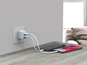 Sạc điện thoại để không có bị lãng phí điện hay không?