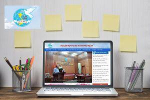 Thiết kế website hội liên hiệp Phụ Nữ Thành Phố Hội An