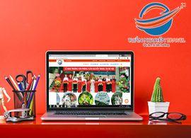 Thiết kế website công ty du lịch Tuấn Nguyễn