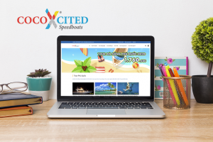 Thiết kế website du lịch Cocotravel