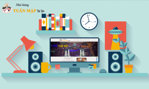 Thiết kế website nhà hàng Tuấn Mập Đà Nẵng