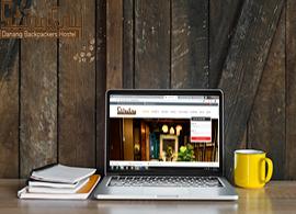 Thiết kế website Stringray Hostel Đà Nẵng