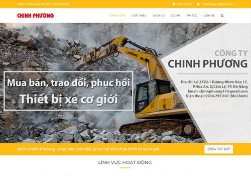 Công Ty TNHH MTV TM & DV Chinh Phương