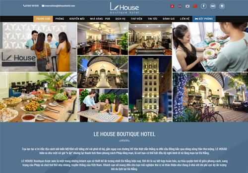 Khách sạn Lê House