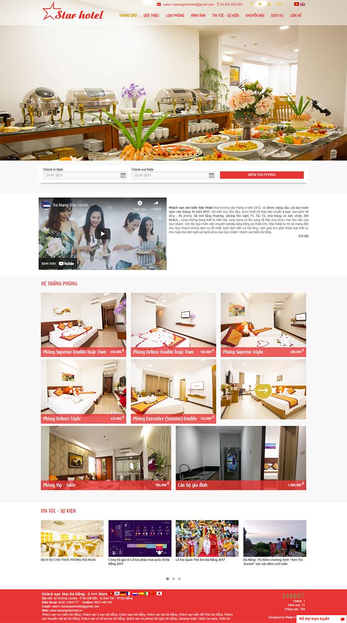 Khách sạn Star Đà Nẵng +++