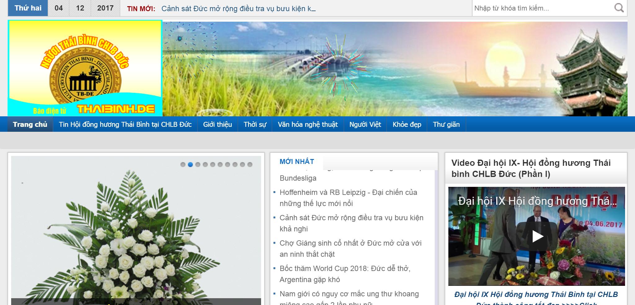 thaibinh.de - CHLB Đức
